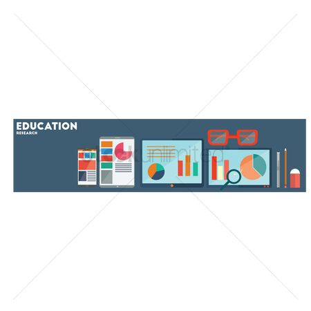 Educational banner : Educational banner