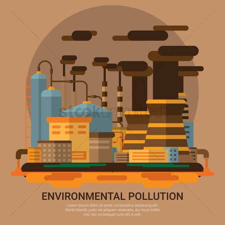 Petroleum : Environmental pollution wallpaper