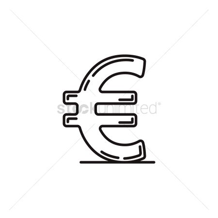 Free Germany Currency Symbol Stock Vectors Stockunlimited