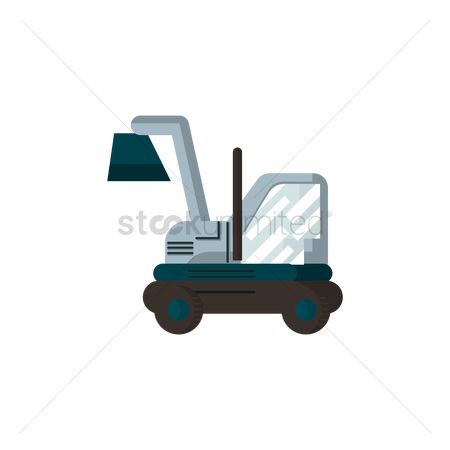 Machineries : Excavator