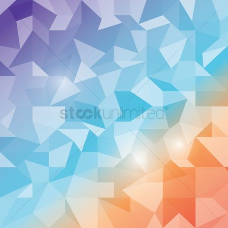 Textures : Faceted background