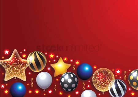 Popular : Festive background with copy space