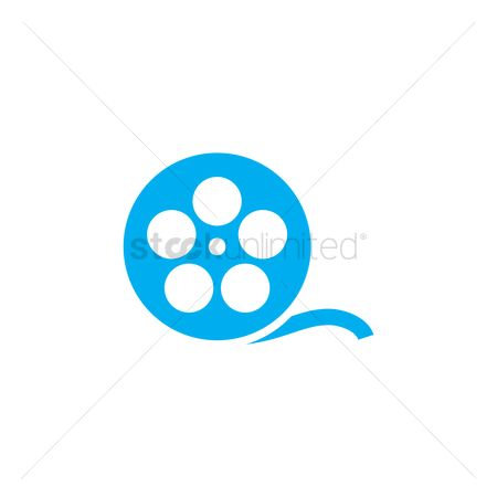 Reels : Film reel icon