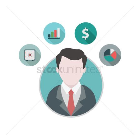 Work : Finance icons