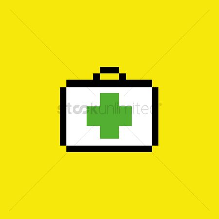 Background : First aid box