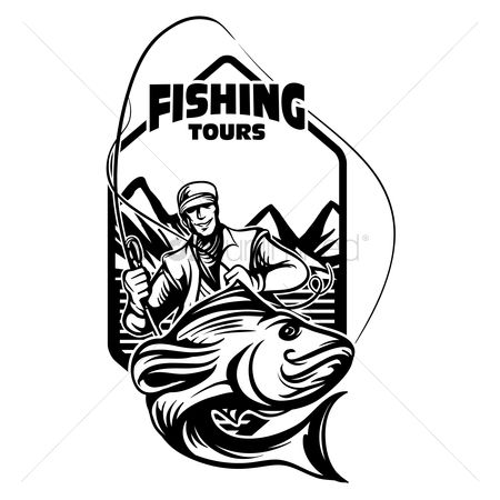 Recreation : Fishing tours badge