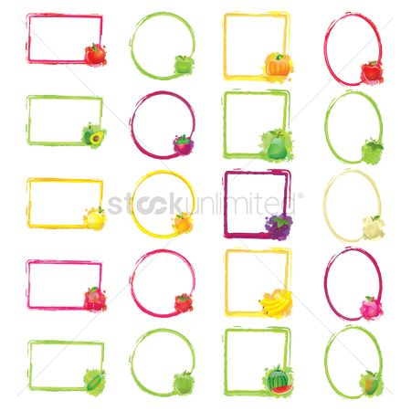 Mangoes : Frames collection