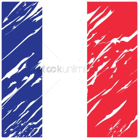 Nationality : France flag abstract background
