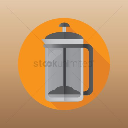Makers : French press coffee maker