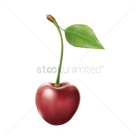 Nutritions : Fresh cherry