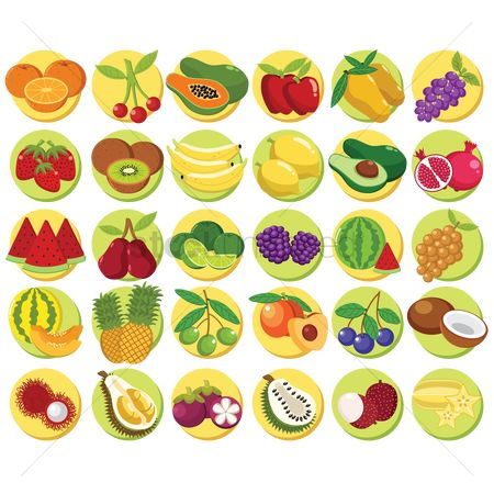 Mangoes : Fruits collection
