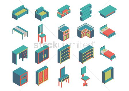Racks : Furniture icons