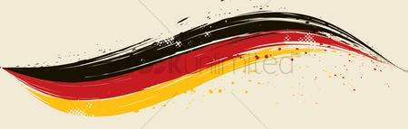 Brushes : Germany banner design