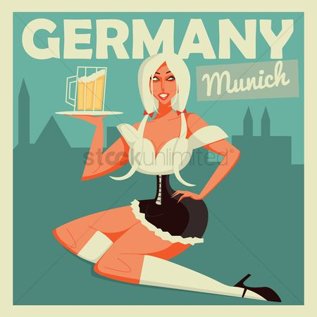 Beer mug : Germany munich wallpaper