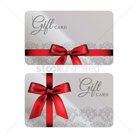 Surprise : Gift card