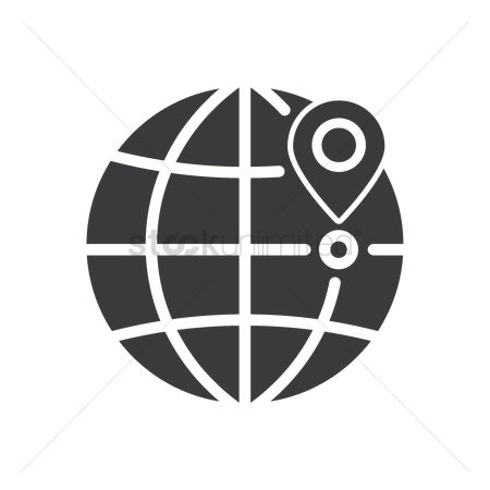 Free Transparent Location Icon Stock Vectors | StockUnlimited