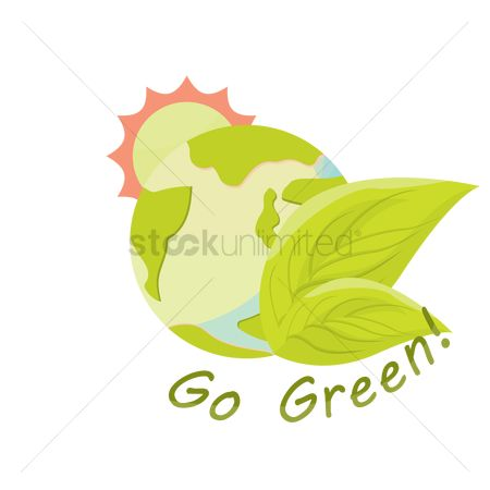 Pollutions : Go green