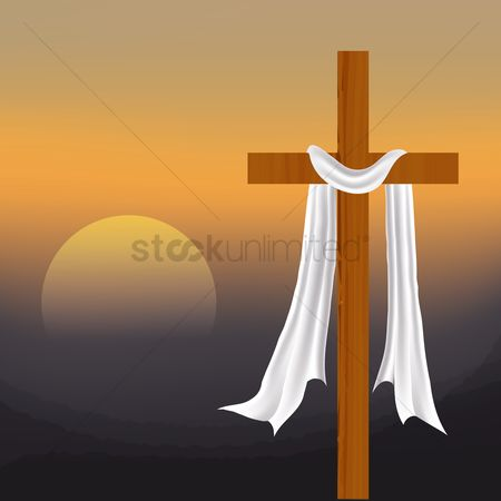 Cloth : Good friday background