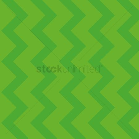 Zig zag : Green zigzag background