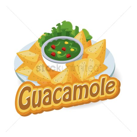 Servings : Guacamole