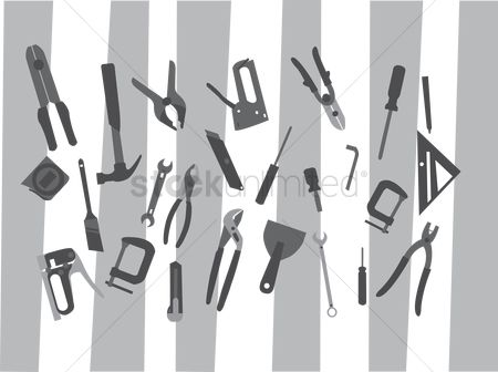 Inch : Hand tools