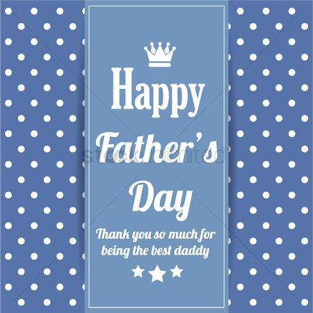 Poster : Happy father s day wallpaper
