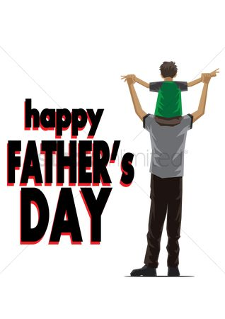 Backview : Happy father s day
