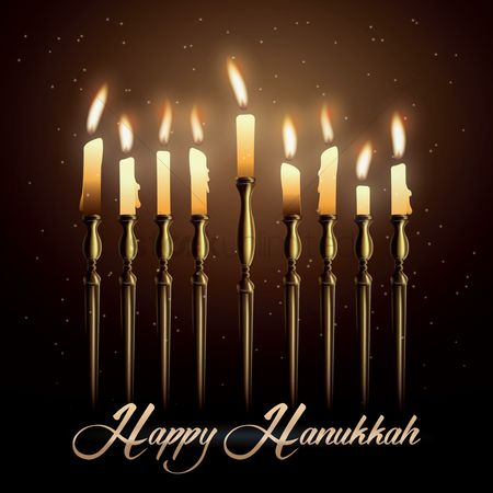 Festival : Happy hanukkah
