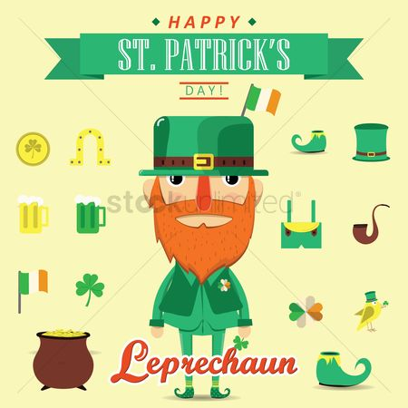 Beer : Happy st  patrick s day