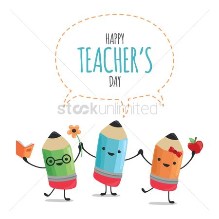 Thankful : Happy teacher s day design
