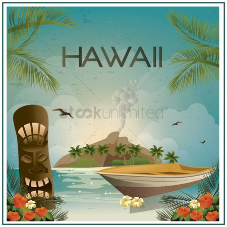 Season : Hawaii wallpaper