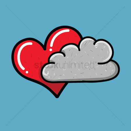 Heart : Heart cloud