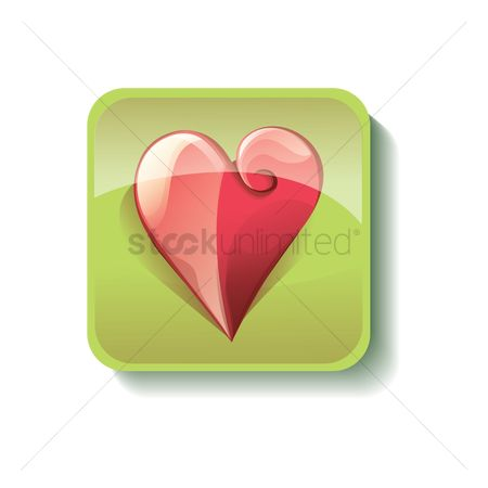 Heart : Heart shape
