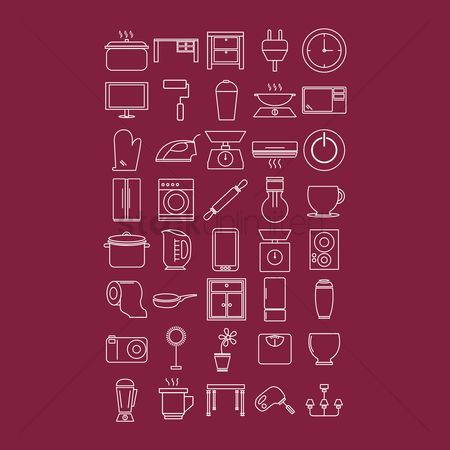 Appliance : Home appliances and kitchenware