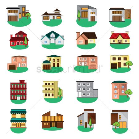 Awning : Home icon set