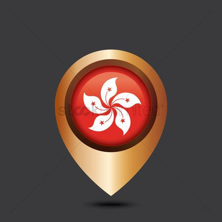 Navigators : Hong kong flag icon