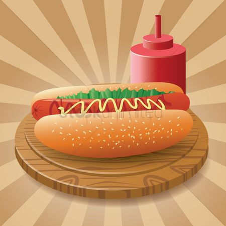 Fast food : Hot dog