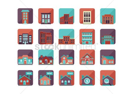 Sold : House icons