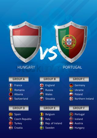 Ukraine : Hungary vs portugal