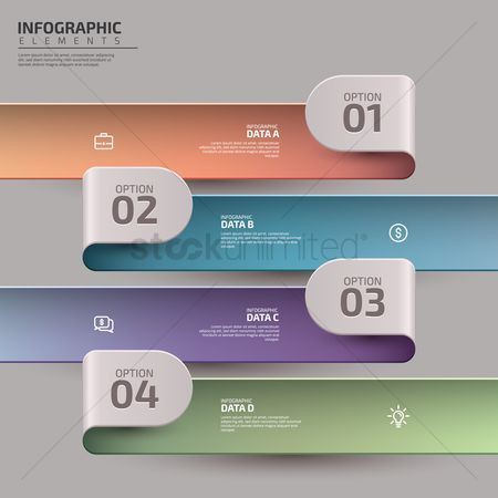 Ideas : Infographic design elements