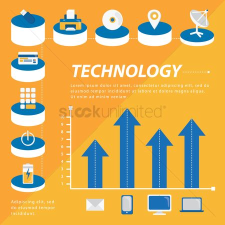 Navigator : Infographic of technology