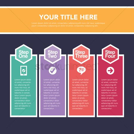 Copyspaces : Infographic template