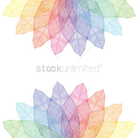 Color : Intricate floral background design