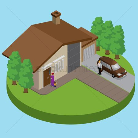 Boys : Isometric home