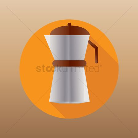 Makers : Italian coffee maker