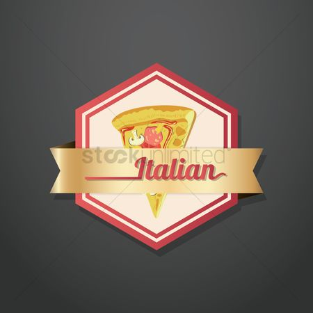 Unhealthy eating : Italian food labels