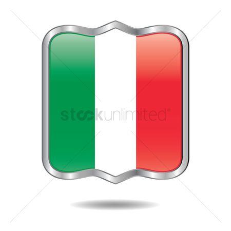 Free Italian Flag Icon Stock Vectors | StockUnlimited