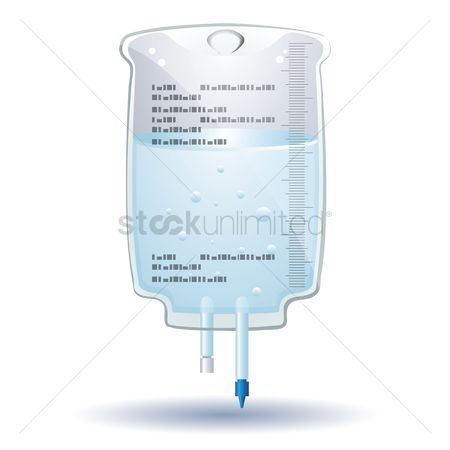 Clinicals : Iv drip