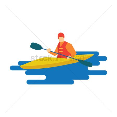 Paddle : Kayaking