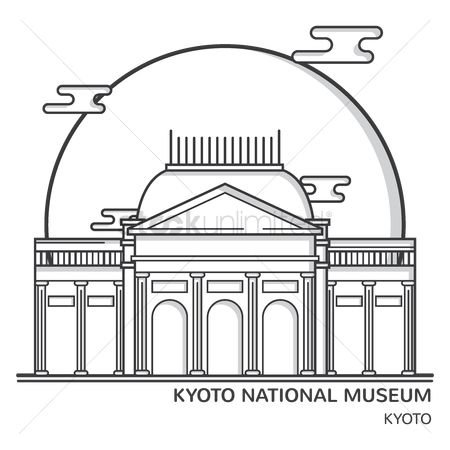 Museums : Kyoto national museum